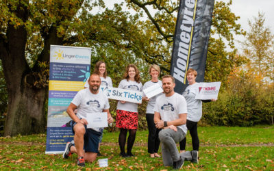 Charity Colour Run for Lingen Davies Cancer Fund